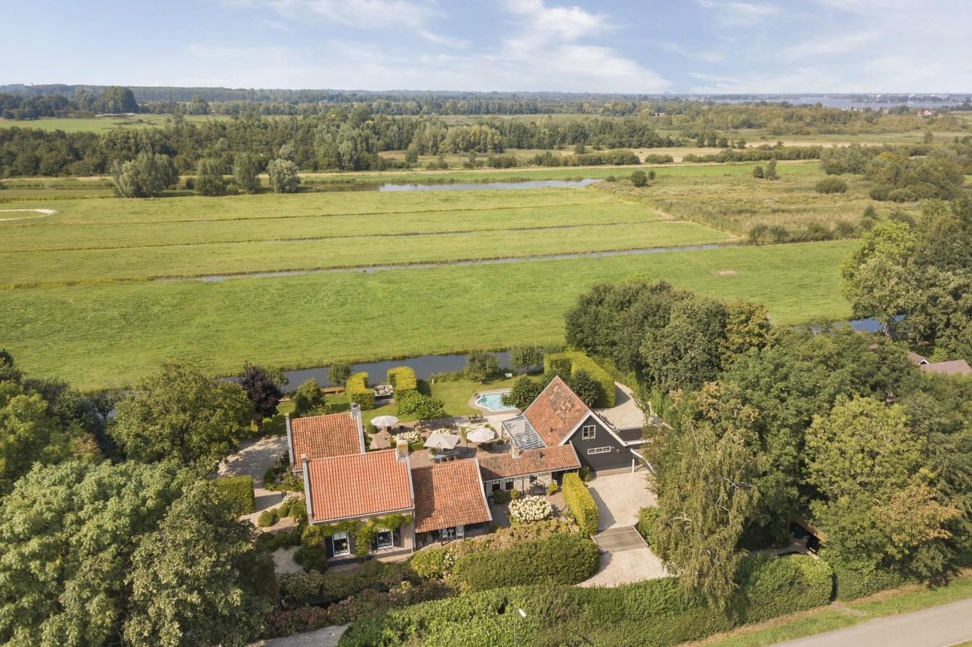 дом в нидерландах ландшафт участок двор
