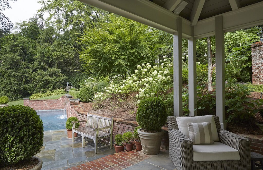 5 garden gazebo pool