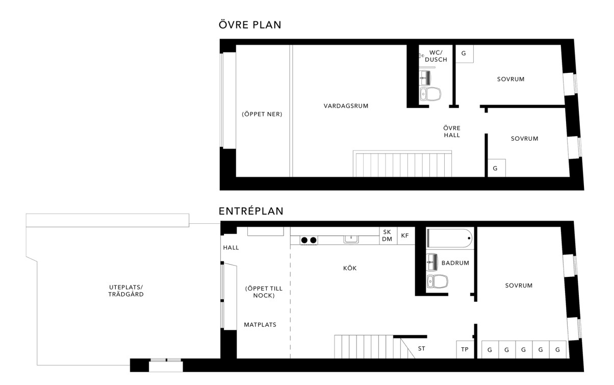 townhouse-floor-plan-101 sqm