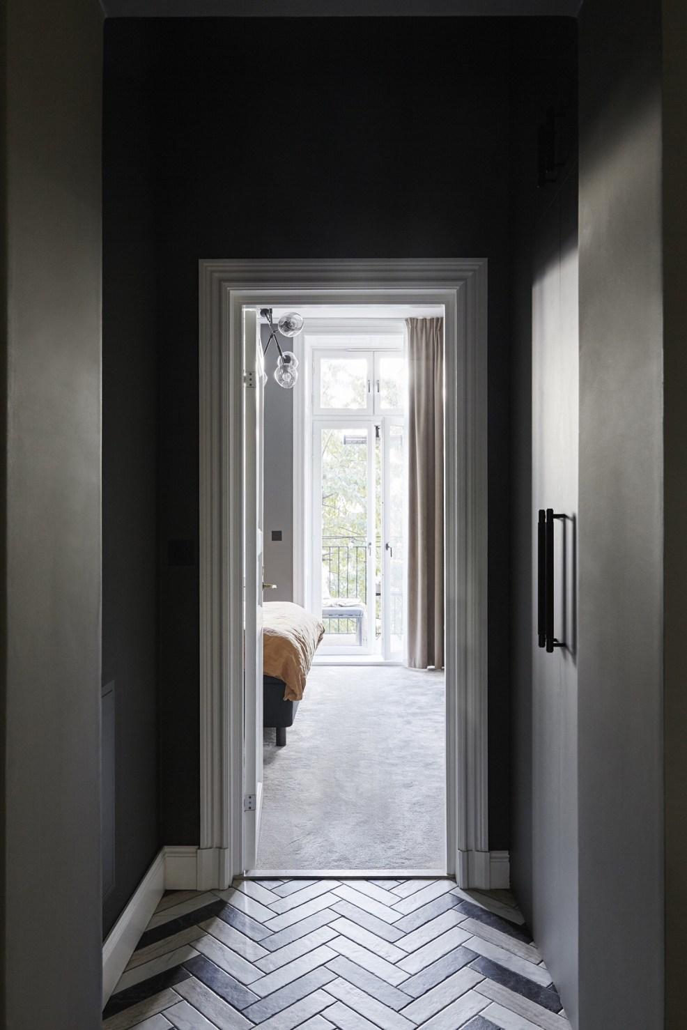 hallway wardrobe
