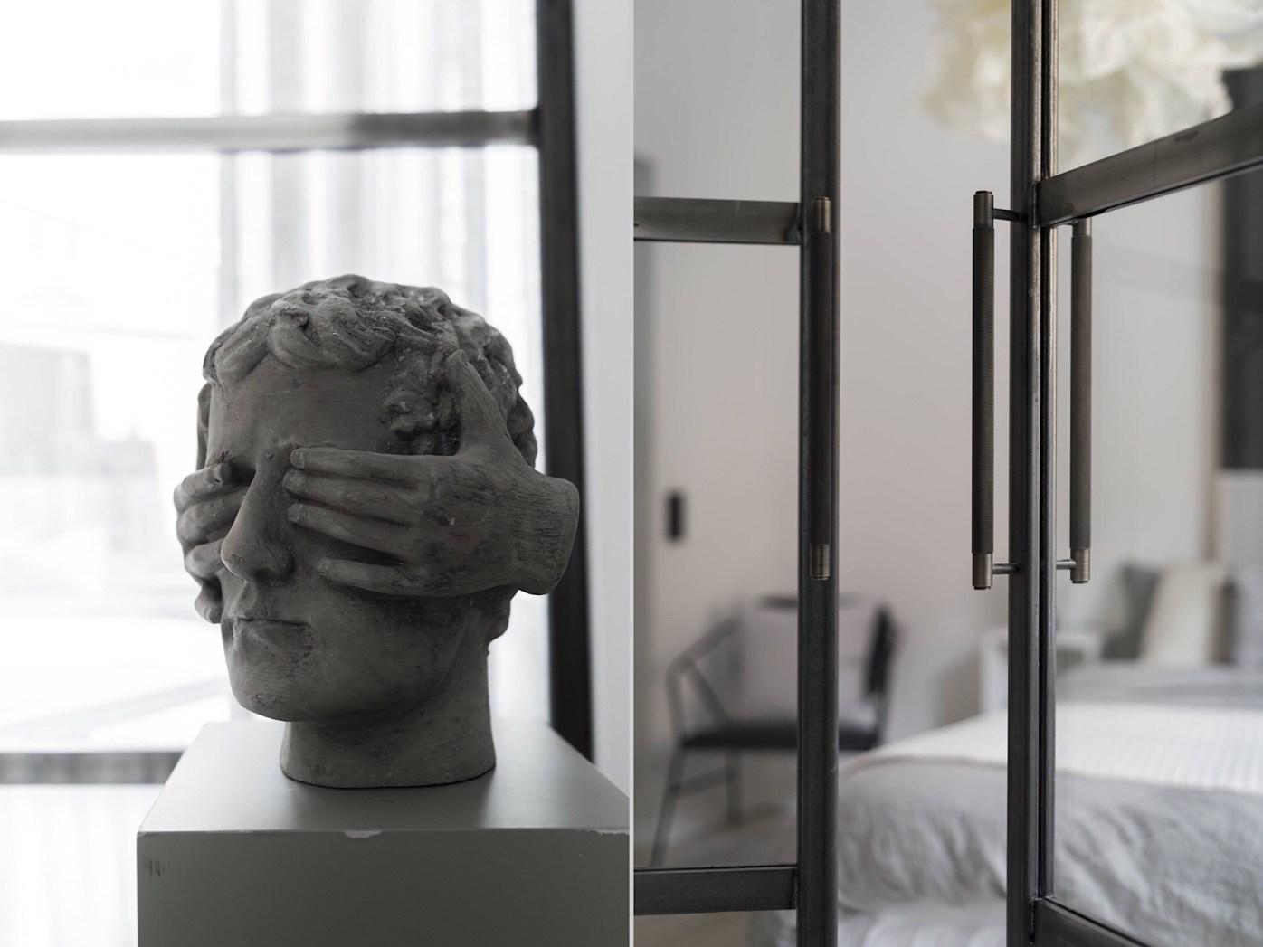 blind faith stone effect head