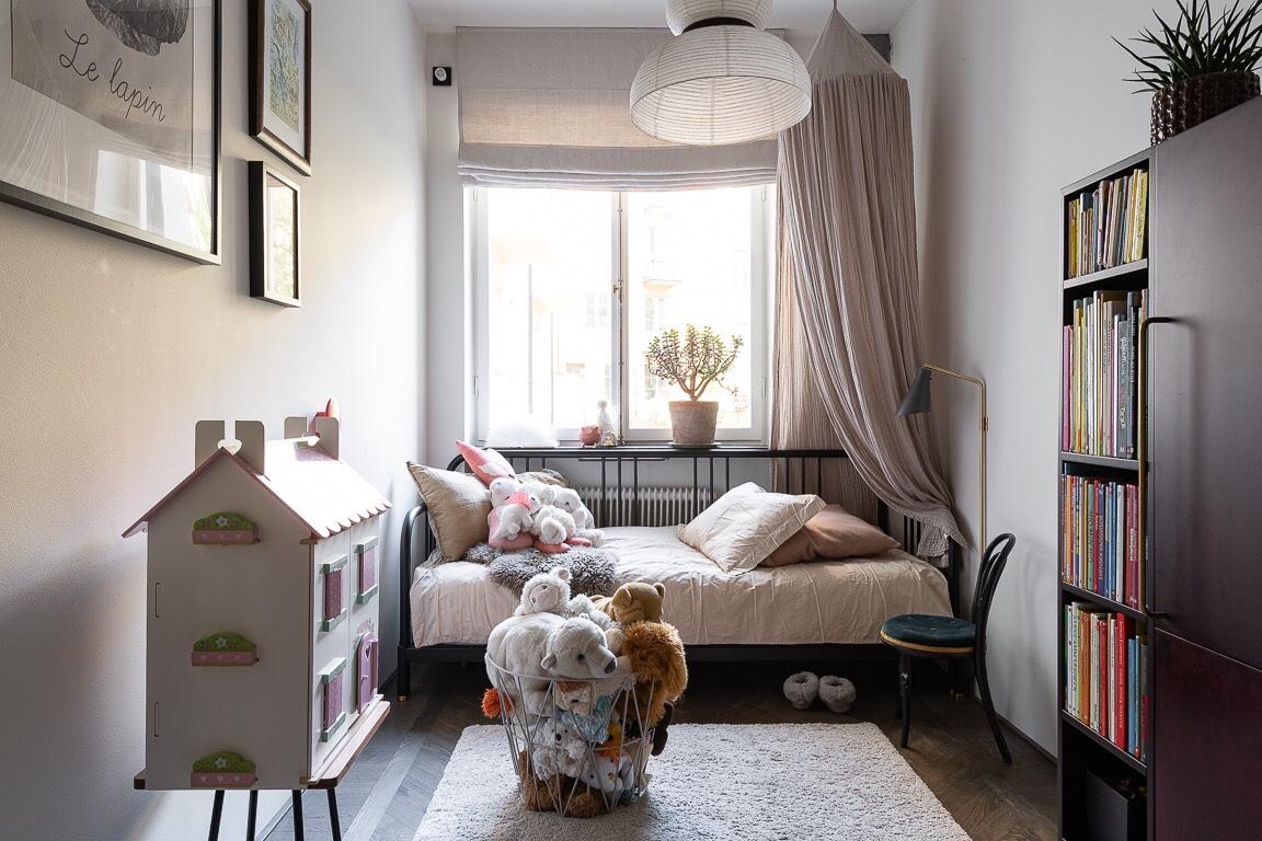 kids room bed