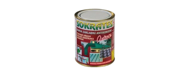 Антикорозионна боя Sokrates Anticor- за метал
