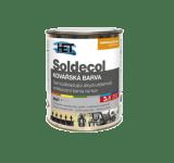 Ефектна боя за метал 3 в 1- HET Soldecol