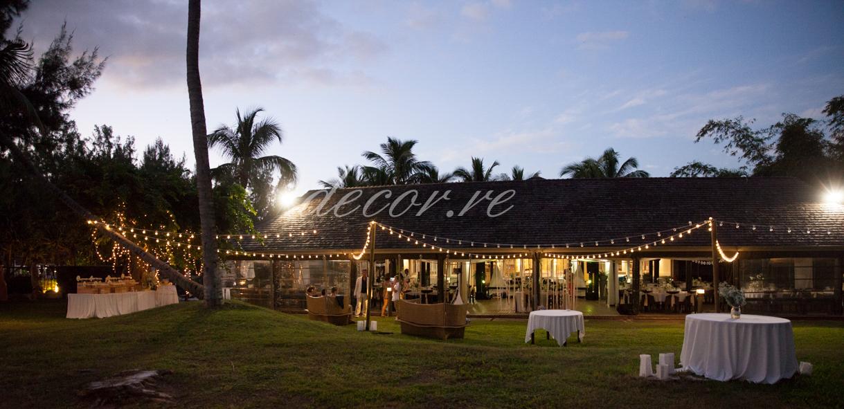 Nos guinguettes au Lux* - Ile de La Réunion