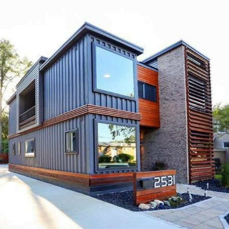 container house architect