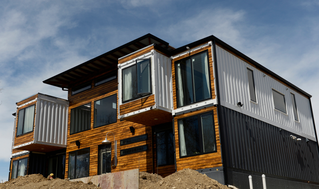 container house floor plans with beautiful design
