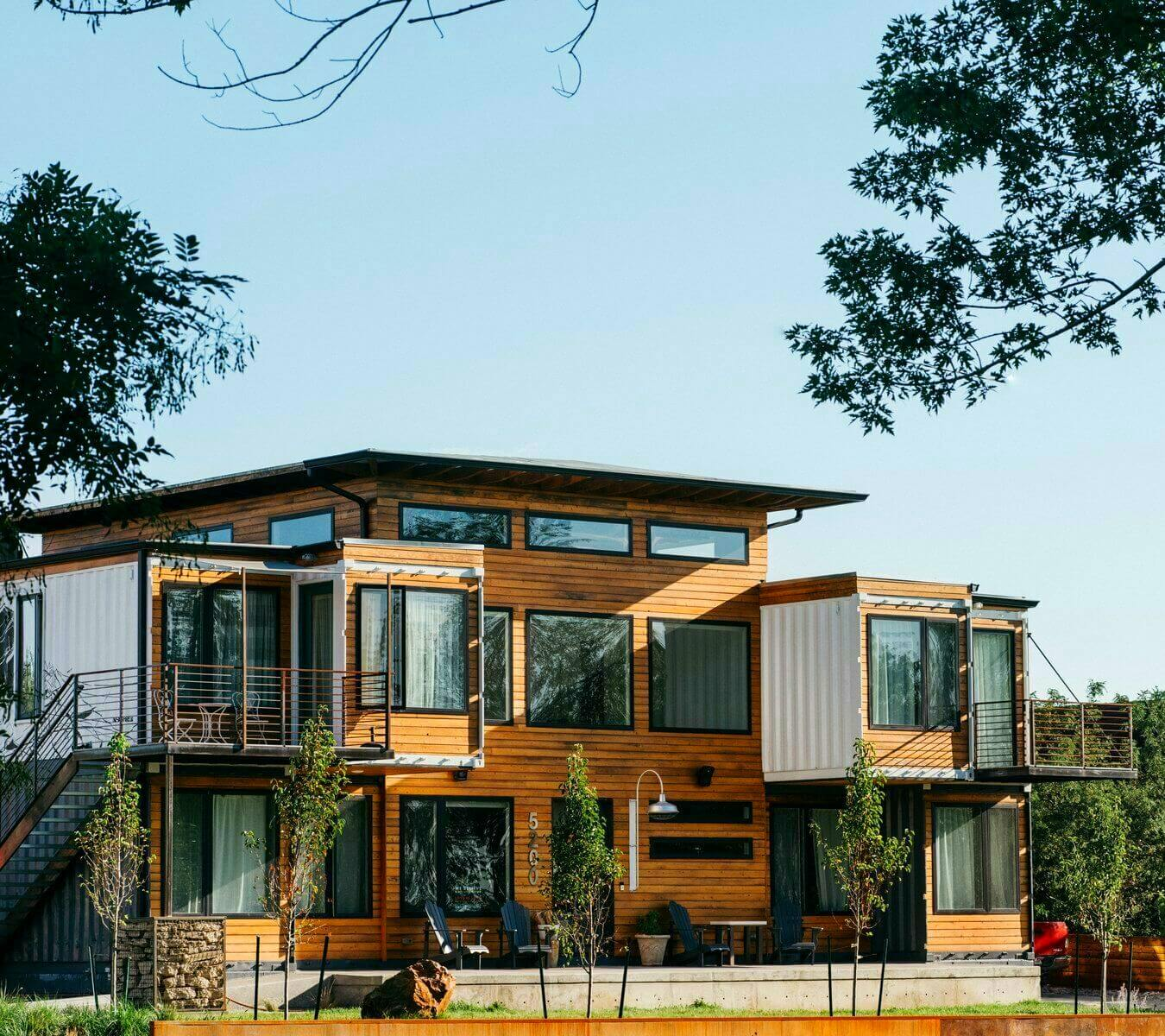 container house modern
