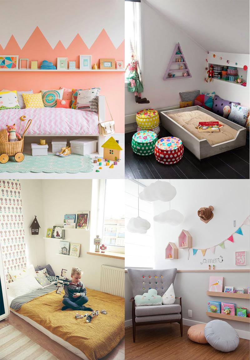 how to put together a montessori baby room - decor10 blog