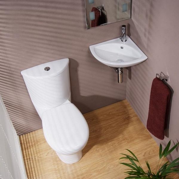 Small Bathroom Corner Sink Ideas  Stylish Inspiration Corner Sinks. Small Bathroom Corner Sink   Delonho com