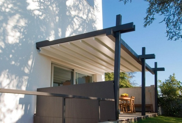 Sunscreen roof tension fabric ideas
