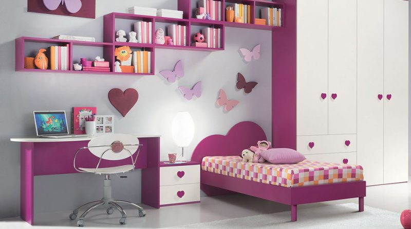 ديكورات غرف نوم اطفال Decor Bedrooms For Children قصر الديكور