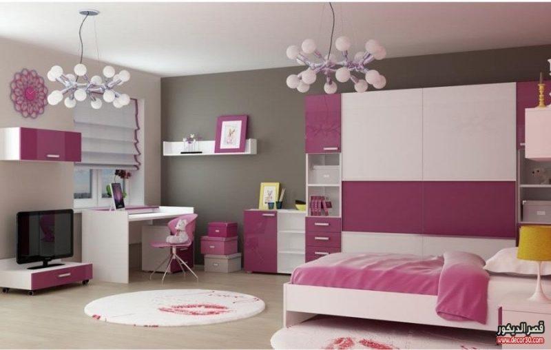 ديكورات غرف نوم الاطفال احدث غرف اطفال مودرن 2019 قصر الديكور