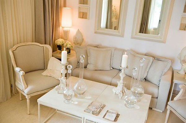 White Decorating Ideas from Borgo Egnazia Hotel  Italian Decorating     italian interior design living room furniture