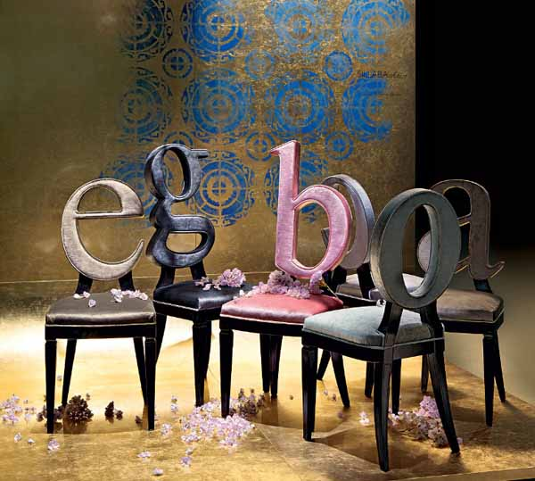 Charming Dining Chairs By EGO 024 Dining Room Decorating Ideas