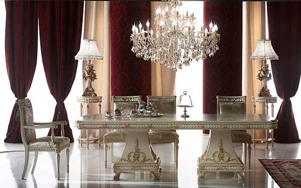 Neo Baroque Furniture By Paolo Lucchetta Modern Furniture