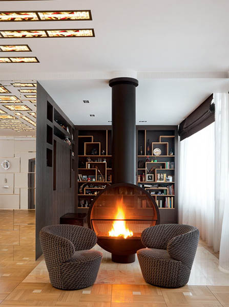 Beautiful Fireplaces 15 Ideas For Interior Decorating