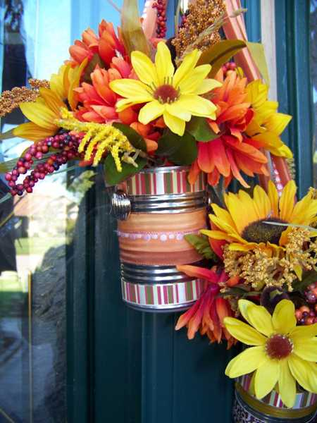 Fall Color Bouquets