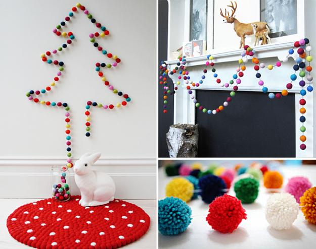 25 Ways To Recycle Christmas Tree Decorations For Creative
