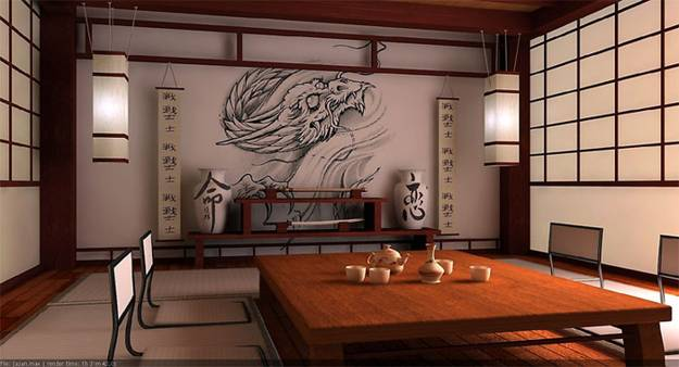 22 Asian Interior Decorating Ideas Bringing Japanese
