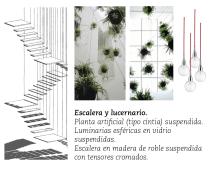 Idea para escalera
