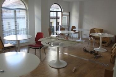 decoración e interiorismo para el aula de teoria 69