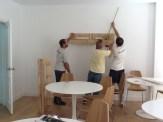 decoración e interiorismo para el aula de teoria 72