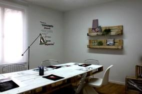 decoración e interiorismo para la sala de reuniones 55
