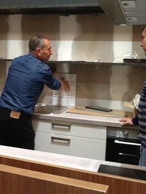 interiorismo low cost - proyecto para cocinas económica lowcost las rozas 61