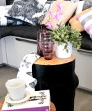 proyecto decoración y amueblamiento mesas de cafe a medida mesas tronco TABURETES DE MADERA42