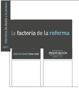 proyecto escaparte para tienda de reformas - decoraCCion - 105