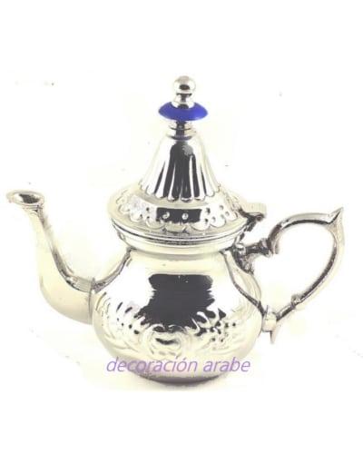 tetera marroquí para el té