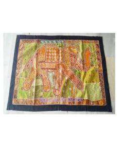 tapiz India de pared elfantes