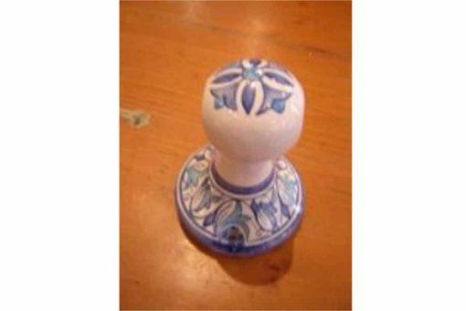 pomos de cerámica andaluza