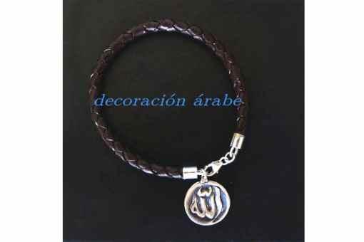 pulsera árabe plata