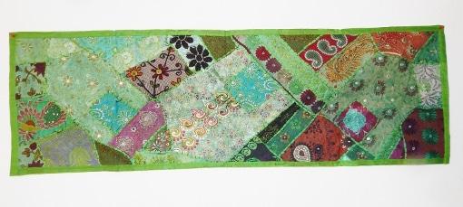 tapiz india patchwork