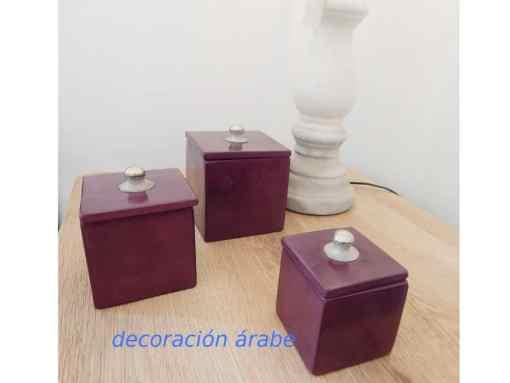 cajitas alabastro marroquíes