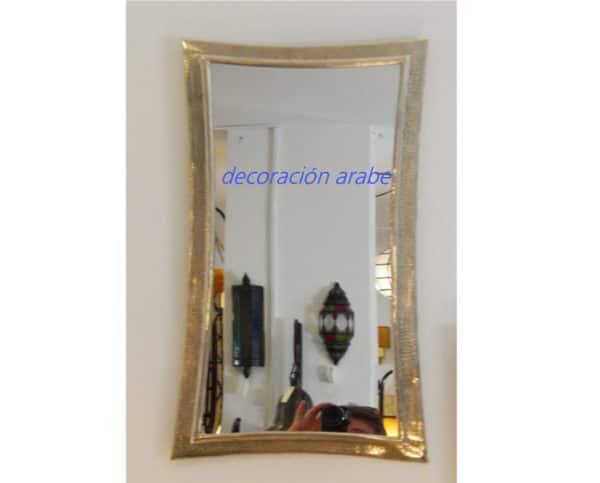 espejo marroquí ovalado