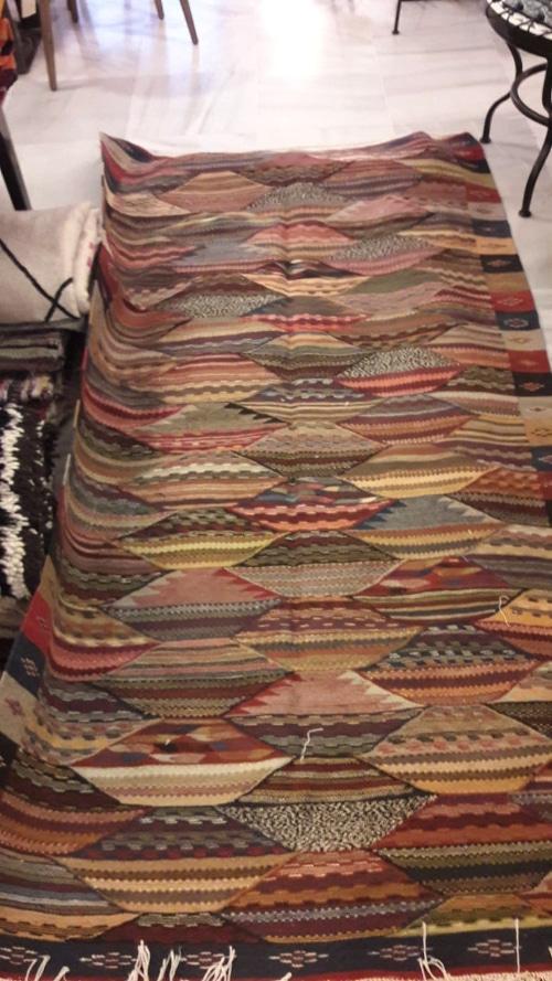 alfombra bereber marroquí Taznakt