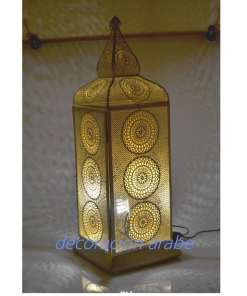 lámpara árabe Mandala india