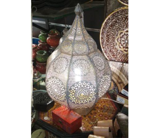 lámpara mesa hindú