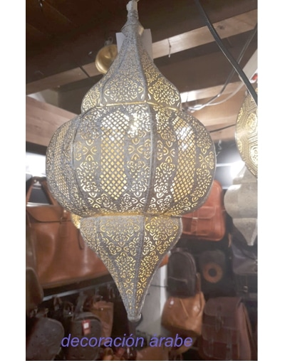 lampara India techo