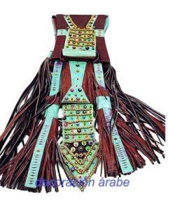 bolso africano étnico