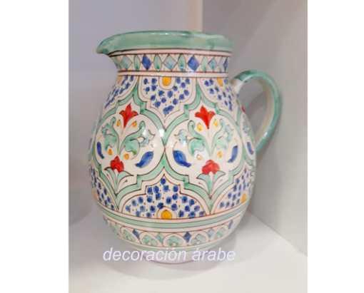 jarra cerámica andalusí