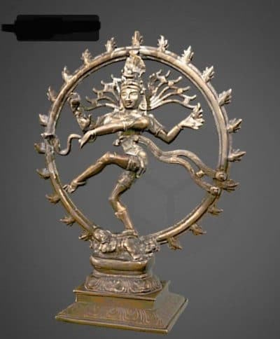 estatua Shiva