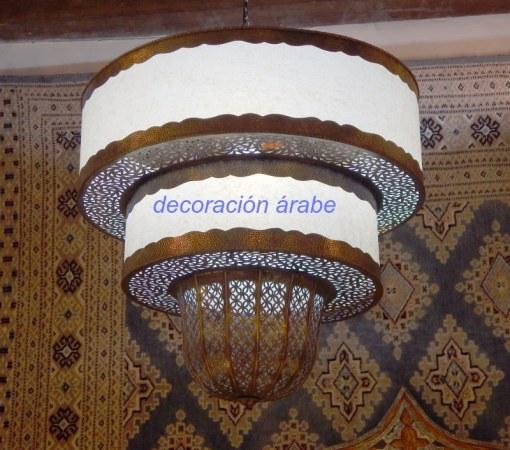 lámpara colgante árabe Samarcanda
