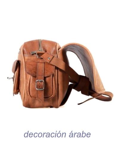bolso artesanal unisex Marruecos