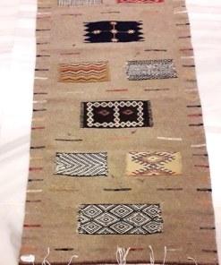 alfombra marroquí rectangular
