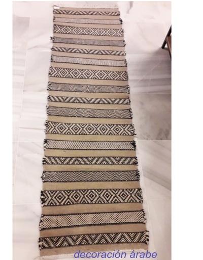 alfombra lana pasillo Marruecosw