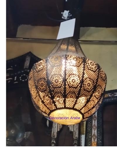 lampara de techo de India